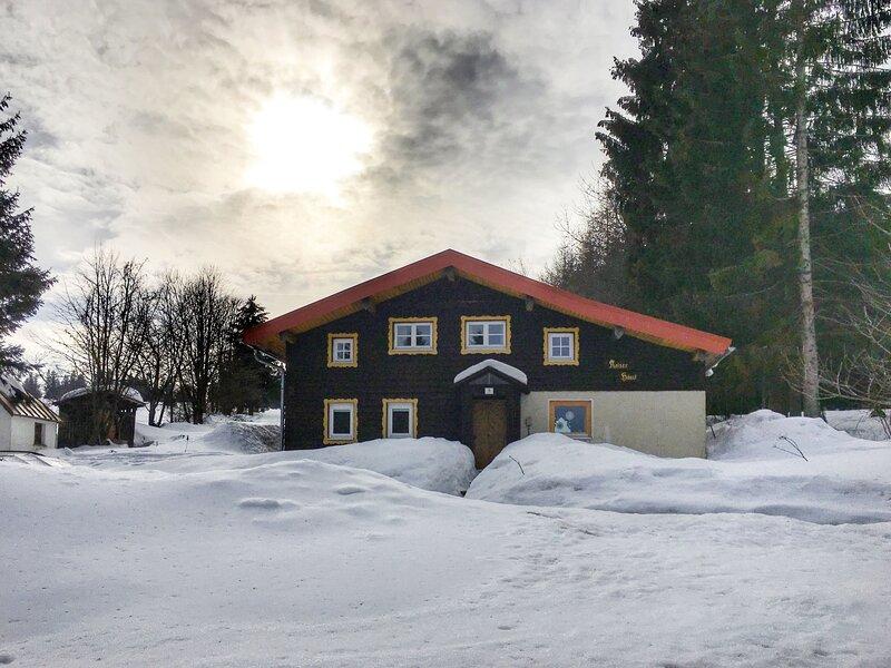 Kaiserhäusl (BIF100), vakantiewoning in Kvilda