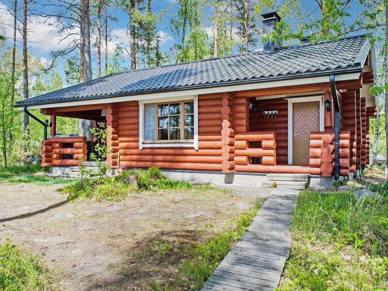 Haapaniemi, cjoe020, location de vacances à Savonranta