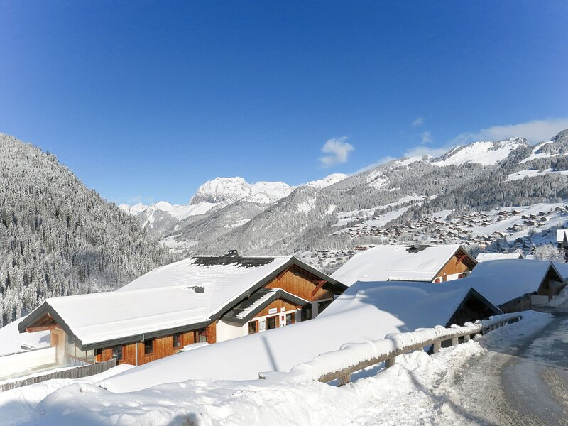 Le Grand Lodge (CHL102), casa vacanza a Morgins