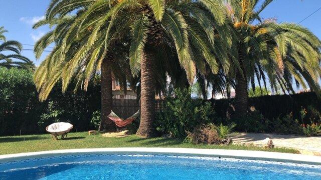 Villa Palmera, holiday rental in Els Poblets