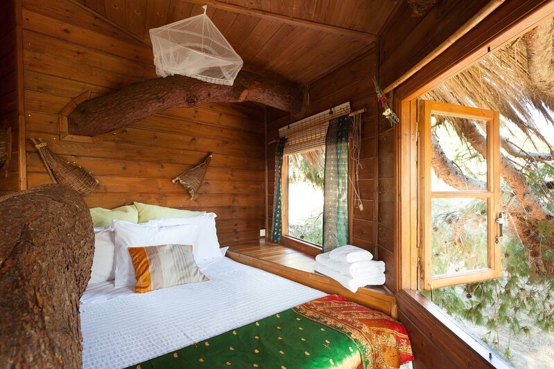 Treehouse Greece, holiday rental in Gastouni
