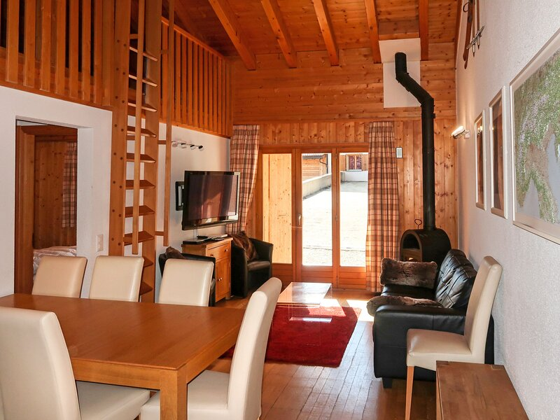 Pinsons, holiday rental in Les Collons