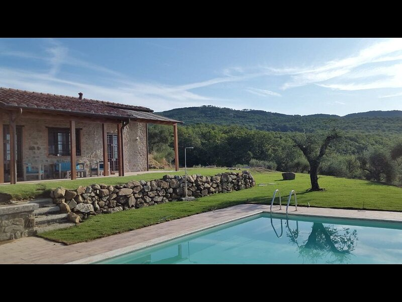 Country House - Holiday Smart Working, holiday rental in Castelonchio
