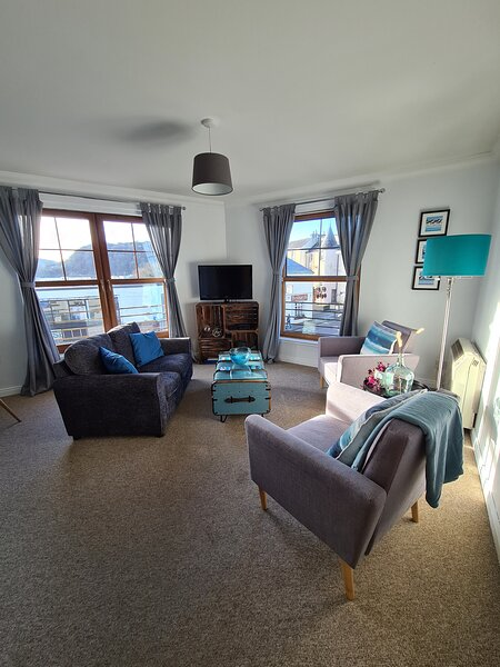 The Clamshell, holiday rental in Kilmore