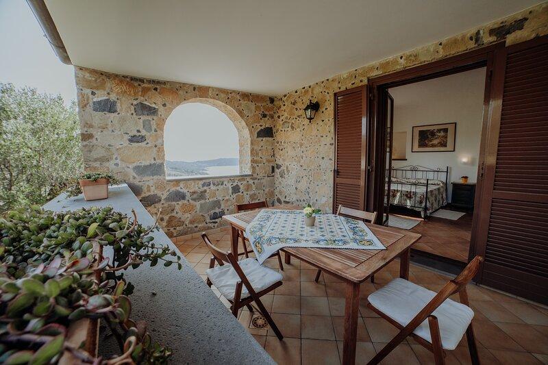 Bilocale 5 - Residenza Golfo Degli Ulivi, holiday rental in Marina di Pisciotta