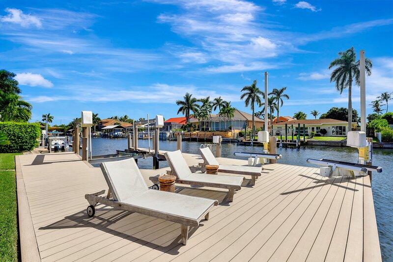 Blue Heron Hideaway, holiday rental in Vanderbilt Beach
