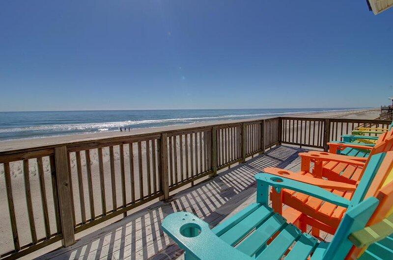 Livin' on the Edge, aluguéis de temporada em Topsail Beach