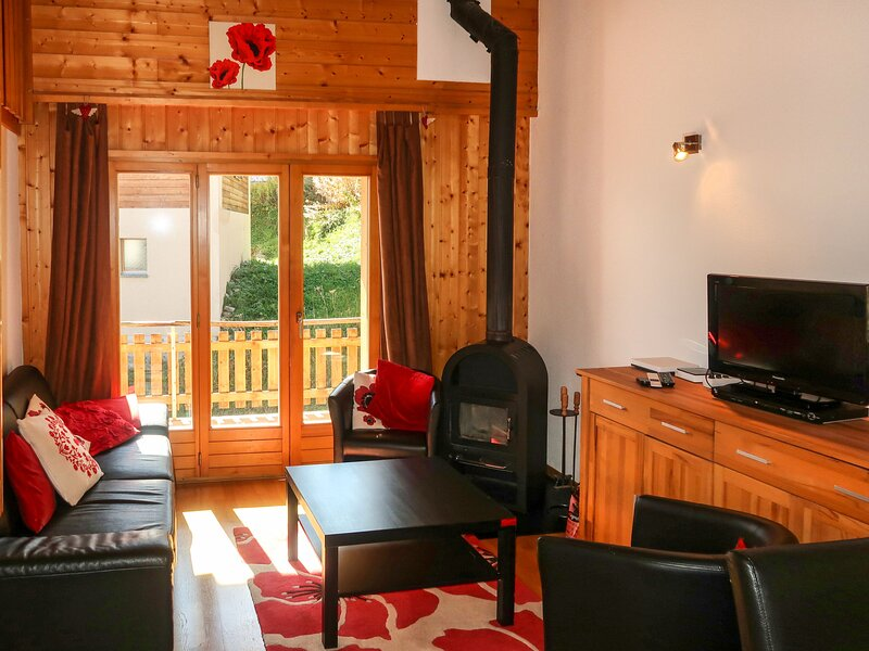 Grives, holiday rental in Les Collons