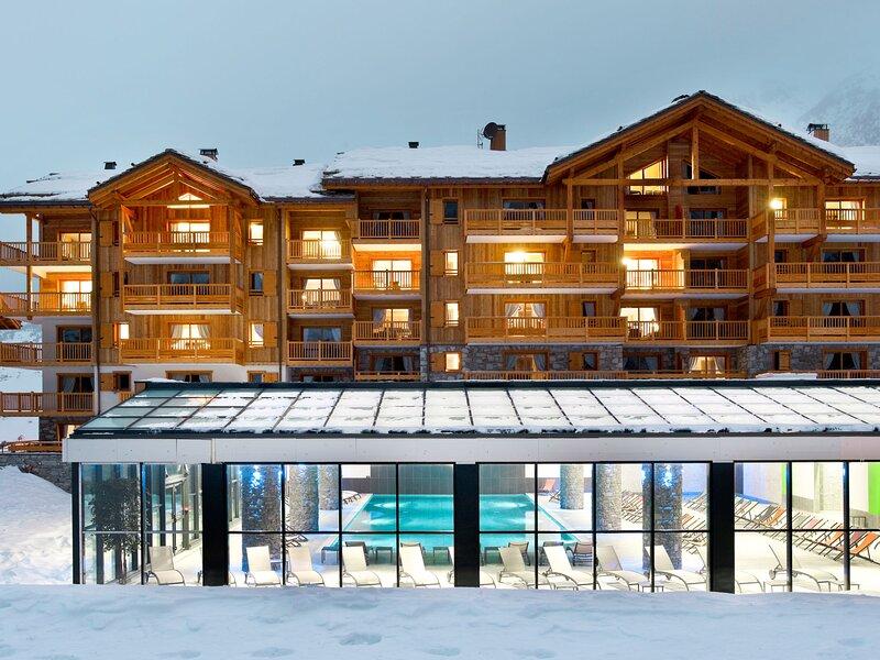 CGH Rés&Spa Chalets de Flambeau (VCS102), aluguéis de temporada em Val-Cenis