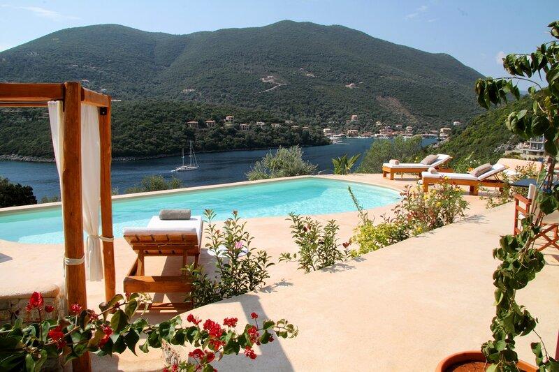 Sea Access - Luxury Villa Phos - Amapola Villas, holiday rental in Poros