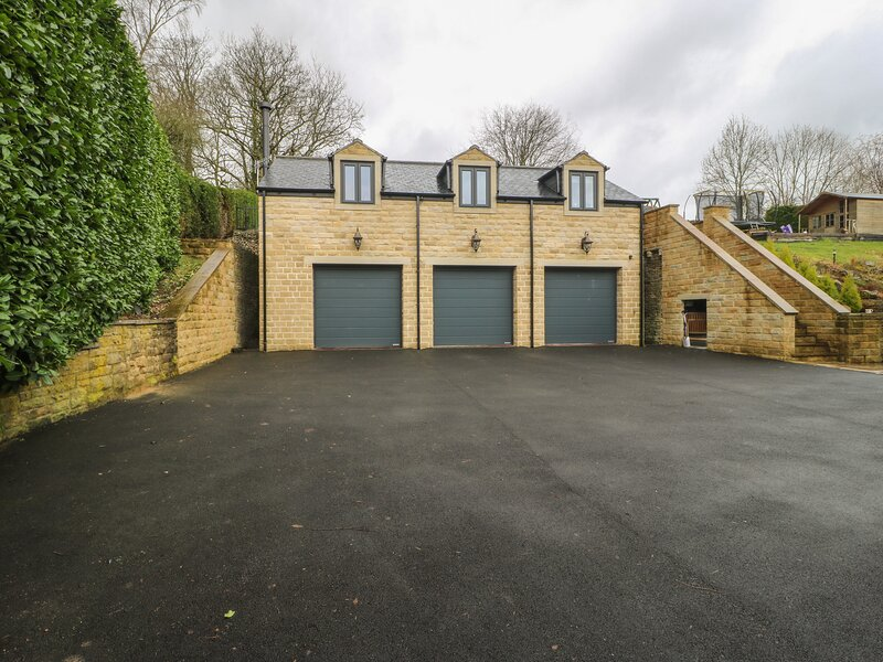 Woodlands, Cononley, holiday rental in Lothersdale