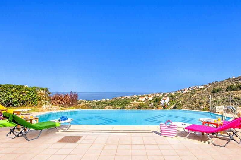 Villa Thea, location de vacances à Plaka