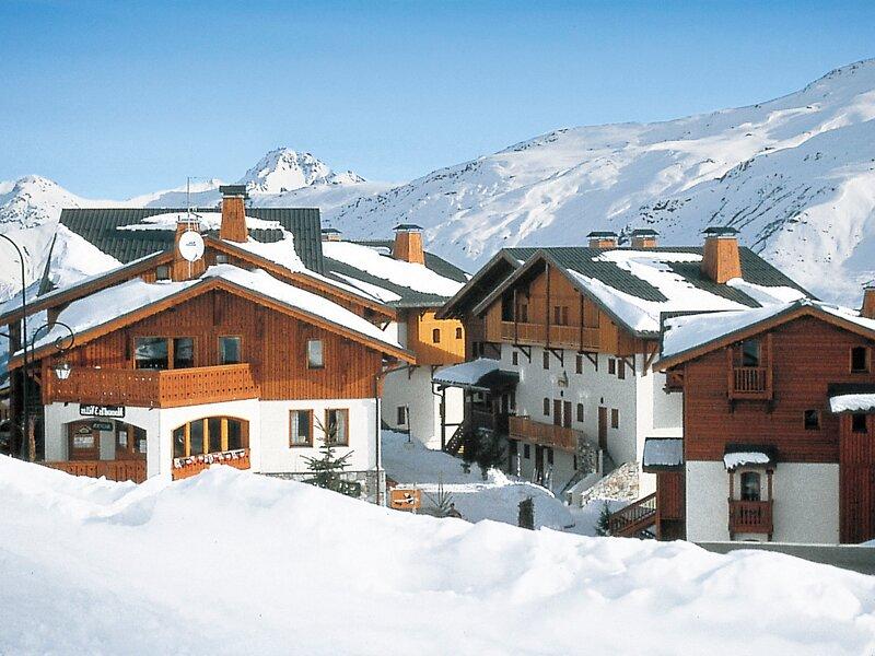 Le Hameau de la Sapinière (MEN603), aluguéis de temporada em Les Menuires