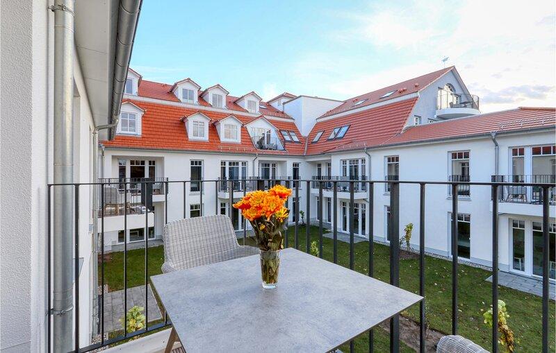 Beautiful apartment in Ostseebad Boltenhagen with Sauna, WiFi and 1 Bedrooms (DM, alquiler de vacaciones en Boltenhagen