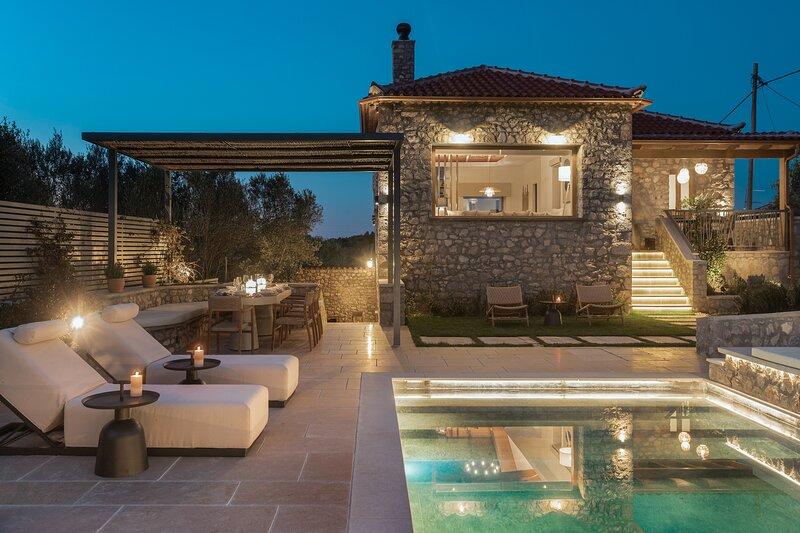OD Luxury Villa, alquiler de vacaciones en Pylos