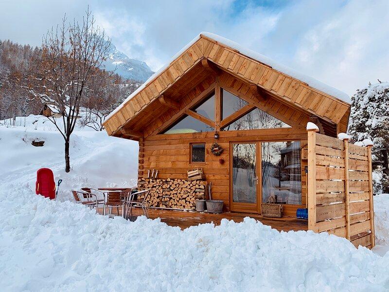 Le Mahana - Gîte de séjour, holiday rental in Champcella