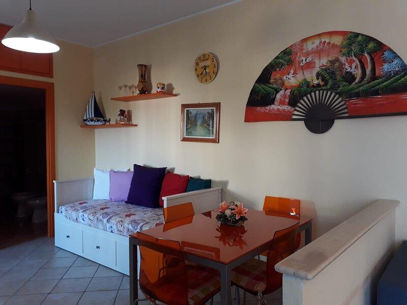 Casetta fianese vicino Roma, holiday rental in Capena