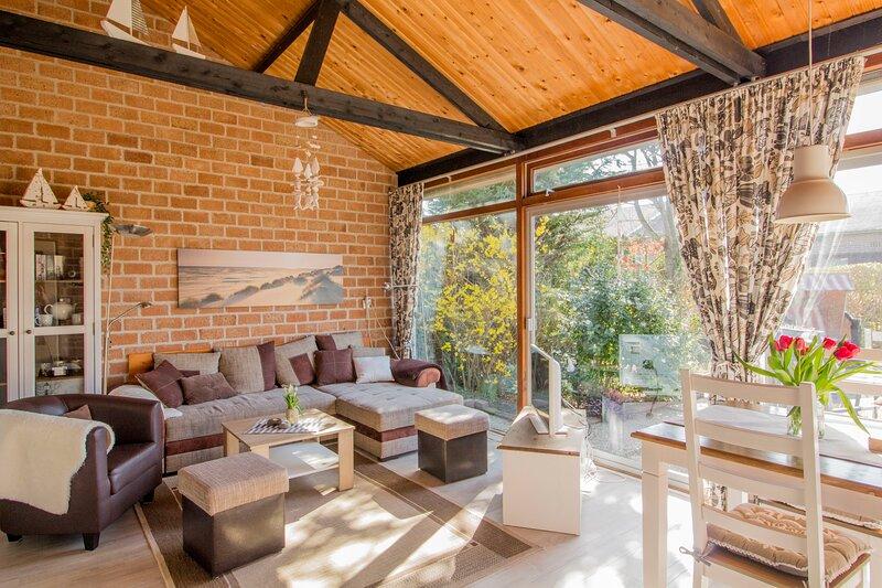 Ferienhaus für 4 Personen in Strandnähe mit Garten & Strandkorb Sint Maartenszee, vakantiewoning in Petten