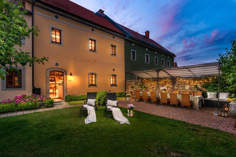 Landhaus Luise nahe Dresden, alquiler de vacaciones en Dresden