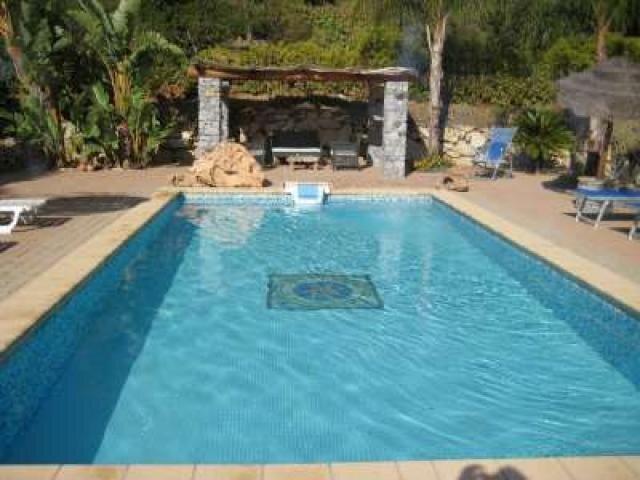 Villa with private pool near villasimius – semesterbostad i Solanas