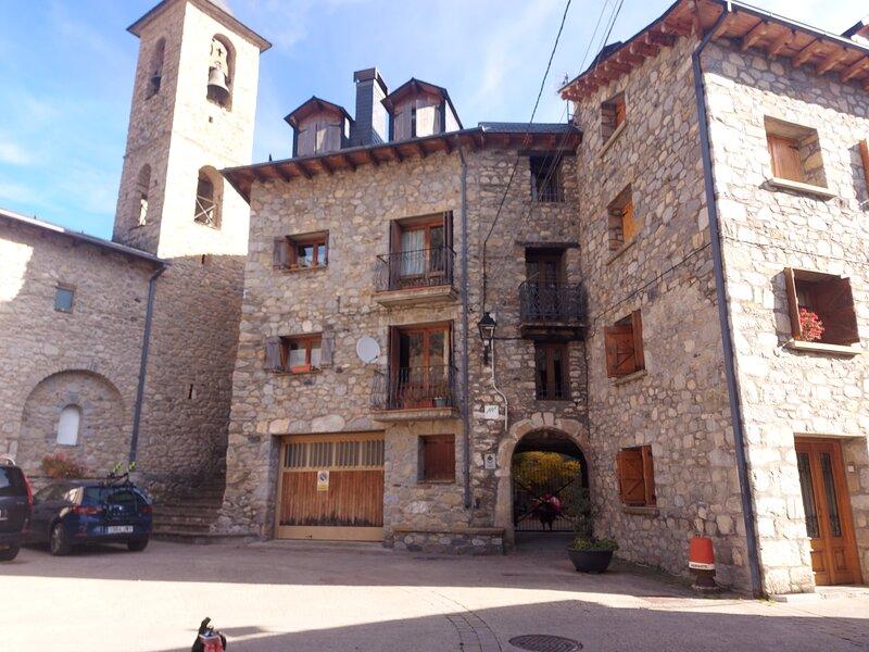 Casa de la Marmota, holiday rental in Bisaurri