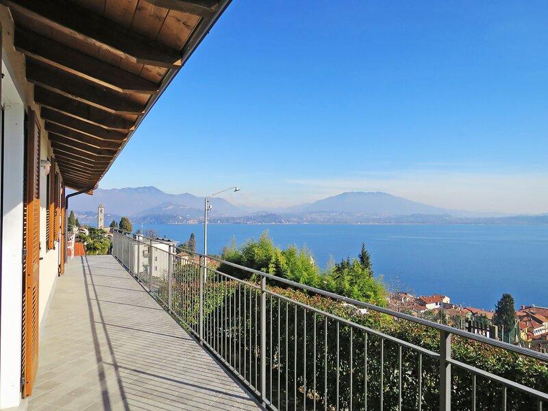 Villa Panorama (BGT110), holiday rental in Belgirate