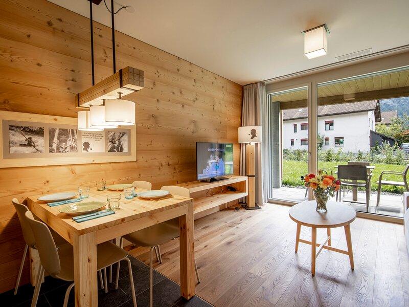 SWISSPEAK Resorts Aare, holiday rental in Giswil