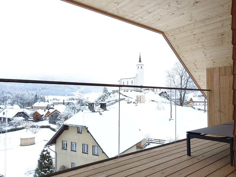 Ski & Nature Apartment Lungau, holiday rental in Zederhaus