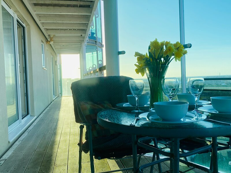 Seascape Apartment, vacation rental in Isle of Portland