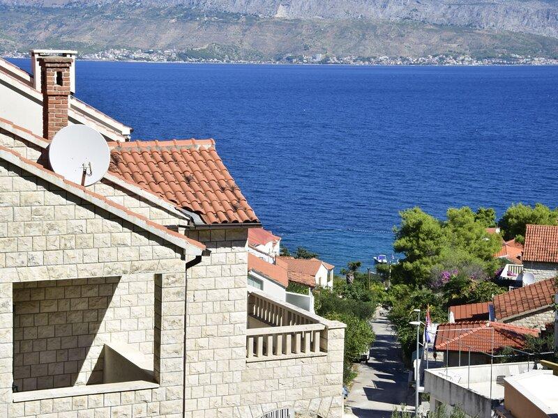 Villa Bay View, holiday rental in Postira