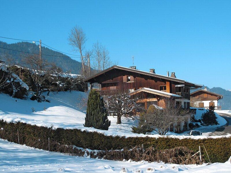 Le Tetras (MOZ103), holiday rental in La Cote-d'Arbroz