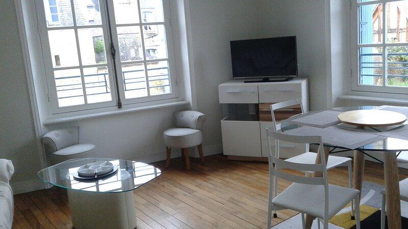 Historic Center of Quimper - Bright Apartment, vacation rental in Quimper
