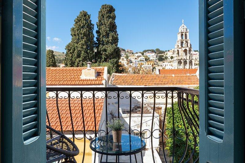 Maravelias Rooms  7 - First Floor, holiday rental in Gialos