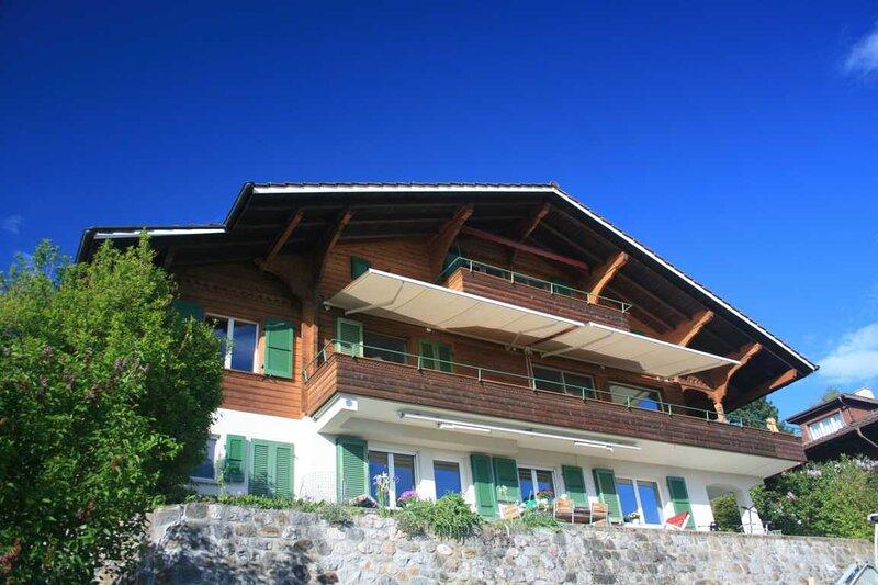ERHOLUNG AM THUNERSEE MIT BIO QUALITÄT, holiday rental in Bernese Oberland