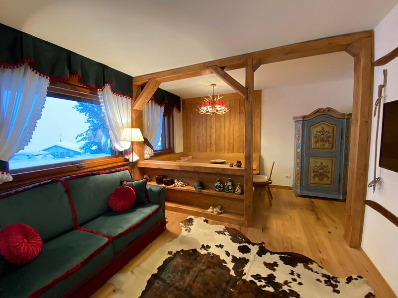 Emerald View Chalet, holiday rental in Selva di Cadore