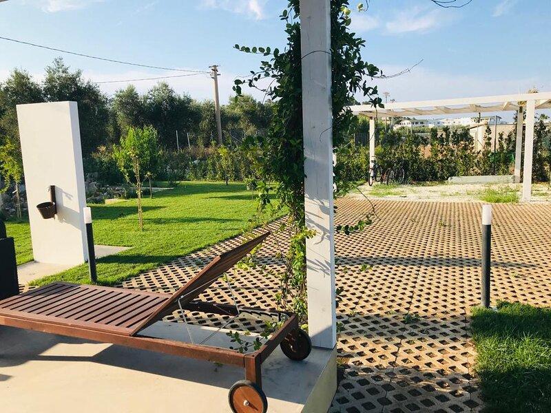 Maison Chopin, location de vacances à Coppitella