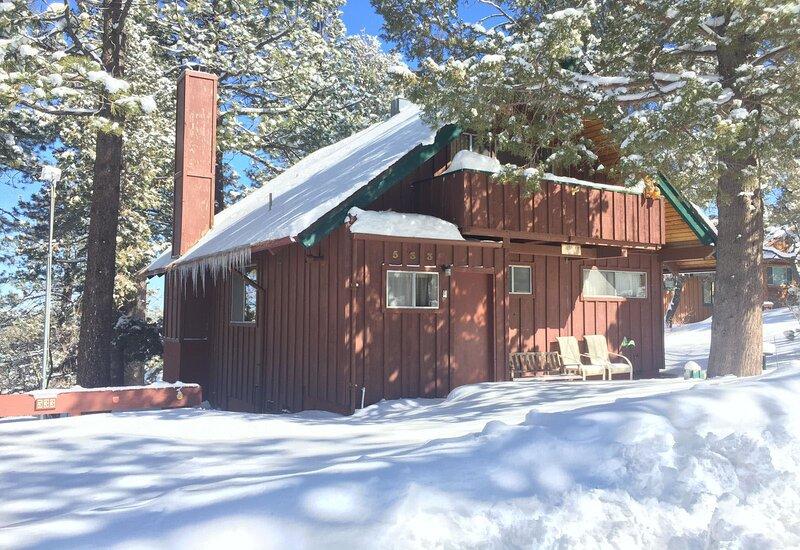 Kiwi Cabin, alquiler de vacaciones en Moonridge
