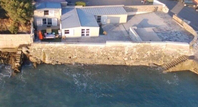 BEACH HOUSE - BELLE MAISON EN FRONT DE MER - BAIE DU MONT ST MICHEL - GRANVILLE, alquiler vacacional en Granville