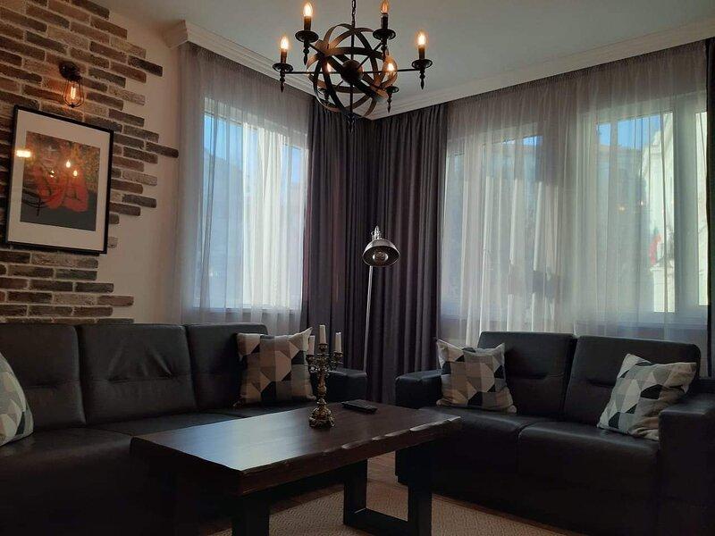 Tsarevets Apartment Veliko-Tarnovo, location de vacances à Veliko Tarnovo