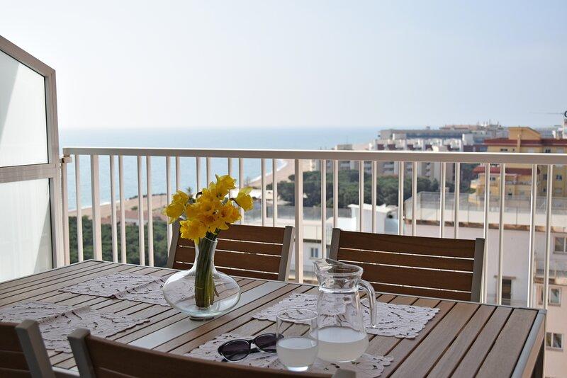 Apartamento de Lujo Vista Mar, location de vacances à Malgrat de Mar