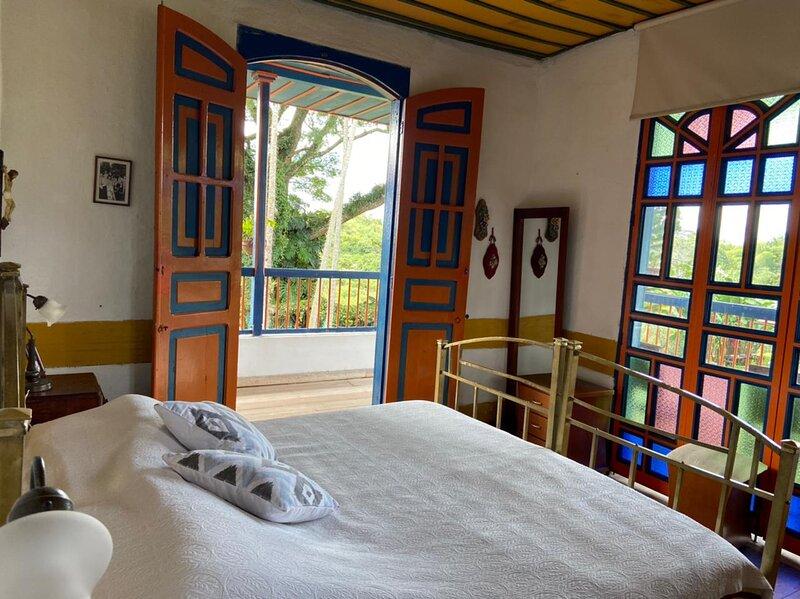 Hacienda de descanso, location de vacances à Hojas Anchas