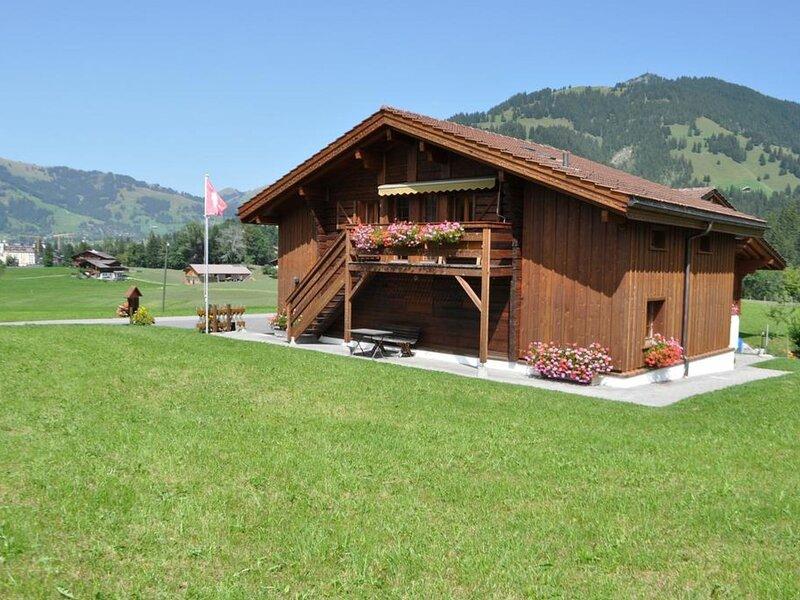 Alpenchalet Weidhaus, casa vacanza a Gstaad