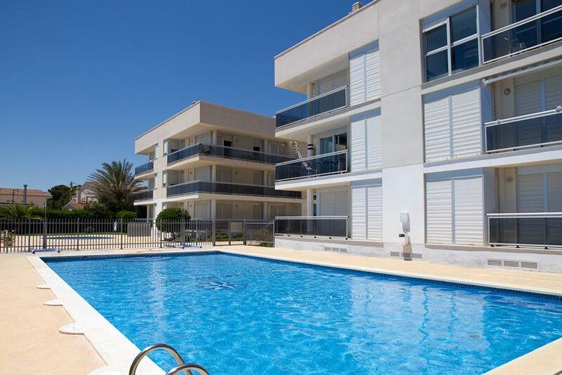 FRENTE AL MAR MIAMI-PLAYA 6 PERS., holiday rental in Montroig