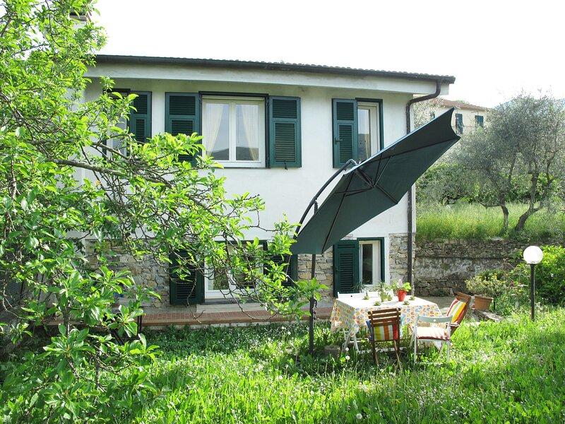 La Casetta (VSP100), location de vacances à Caravonica