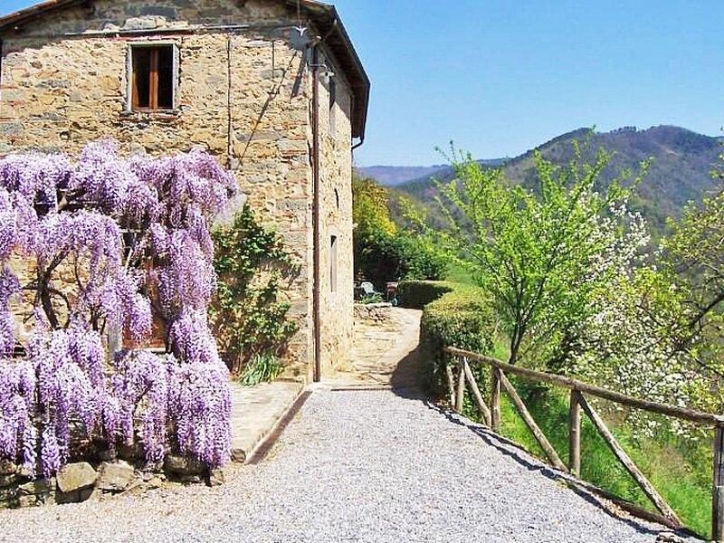 Podere Villa / Apt. Gigi PCA101, holiday rental in Aramo