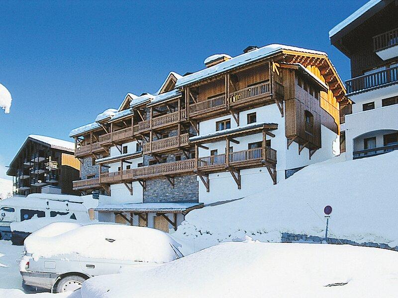 Le Chalet du Vallon (LAP230), holiday rental in Belle Plagne