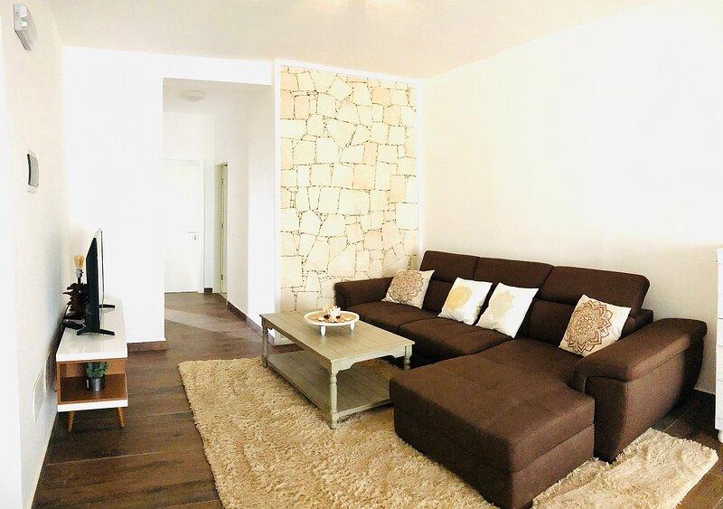 Happy Place apartment, Sal Rei, Boa Vista, Cape Verde, alquiler de vacaciones en Sal Rei