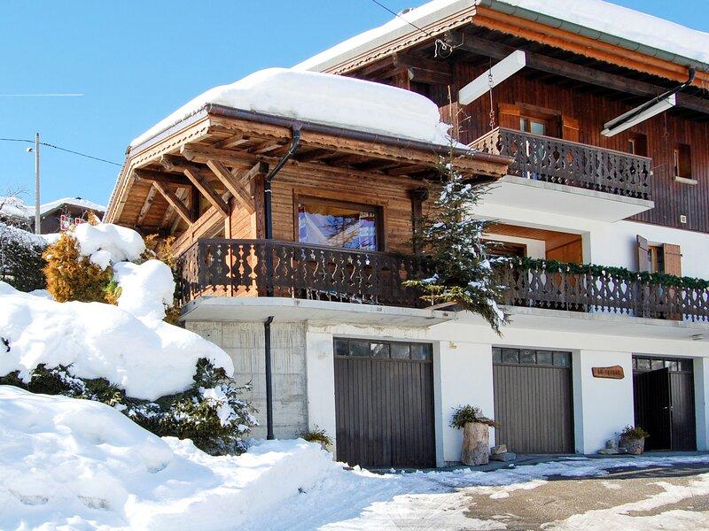 Le Tetras (MOZ100), holiday rental in La Cote-d'Arbroz