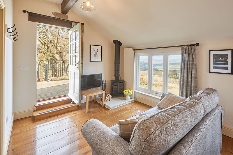 Silver Well Cottage, holiday rental in Bingley