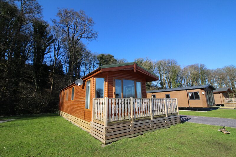 New on the Market Holiday luxury Lodge, holiday rental in Bleasdale